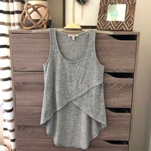 Express One Eleven High Low Tank